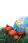 Christmas world theme - Noth America — Stock Photo