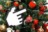 Klepněte na vánoce — Stock fotografie