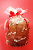 Christmas food - Panettone — Stockfoto