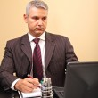 Focused worker — Stock Photo #13615530