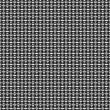 Tiled wall (Seamless texture) - Foto Stock