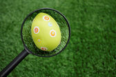 Cazan de huevos de Pascua — Foto de Stock