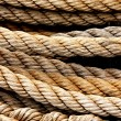 Naval rope — Stock Photo
