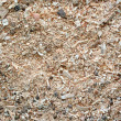 Sawdust animal bedding (Texture) — Foto de Stock