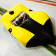 Electric slot car — Stock Photo