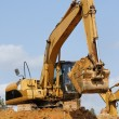 Earth mover - Foto Stock