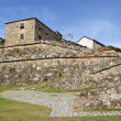 Antique fortress built in 1740 - Stock Photo