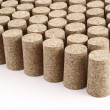Corks together — Stock Photo