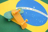Brazilian skate — Stock Photo