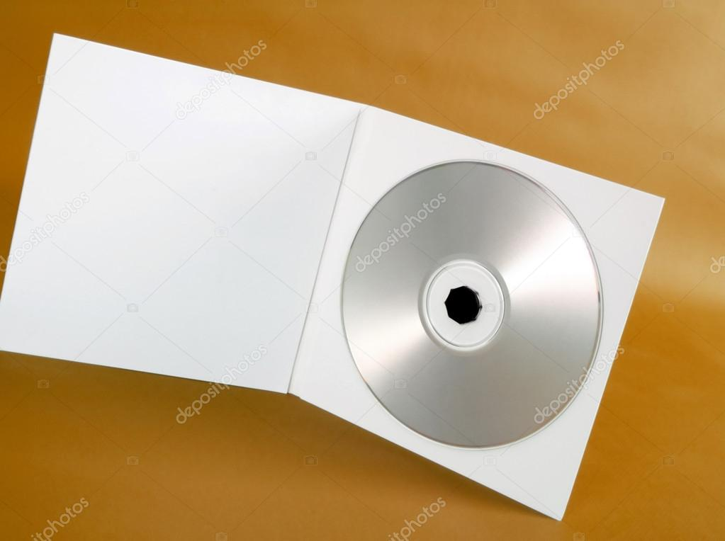 A CD case. — Stock Photo #19579999