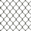 Chainlink fence (Seamless texture) — Stock Photo
