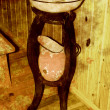 Antique furniture (Retro serie) — Stok fotoğraf