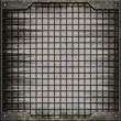 Grunge manhole cover (Seamless texture) — Photo