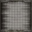 Grunge manhole cover (Seamless texture) — Stock Photo #19594651