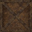 Manhole cover (Seamless texture) - Stock Photo