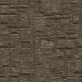 Wall fiction (Seamless texture) — Stock Photo
