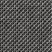 Silver grate (Seamless texture) — Stock Photo