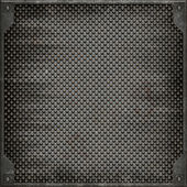 Street manhole cover (Seamless texture) — Photo