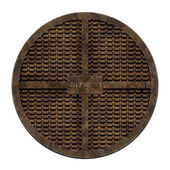 City sewer — Stock Photo