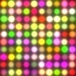 Dancing floor lights (Seamless Texture) — 图库照片