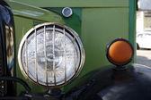 Zabytkowe samochodowe detal — Zdjęcie stockowe