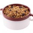 Breakfast bowl — Stock Photo