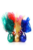Colored Easter eggs — 图库照片