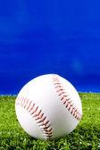 棒球在工作室 — 图库照片