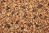 Granola background — Stock Photo