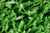 Synthetic grass close-up texture — Stock Photo