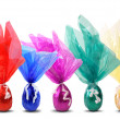 Colored Easter - Stock Photo