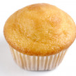 Orange muffin - Stock Photo