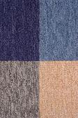Carpet rectangles — Stock Photo