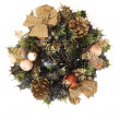Royalty-Free Stock Photo: Christmas decoration - Garland