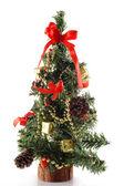 Pine cone kerstboom — Stockfoto