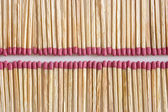 Aligned Matches — Stock Photo