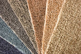 Carpet Guide Fan — Stock Photo