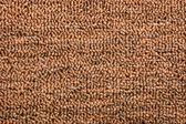 Dark brown carpet (Texture) — Стоковое фото