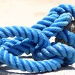 Stock Photo: Naval rope