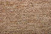Bright brown carpet texture — Stock Photo
