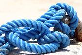 Naval rope — Stock Photo