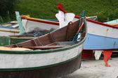 Fishing boats — Stock Photo