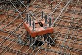 Bares 3 - aço e ferro — Fotografia Stock