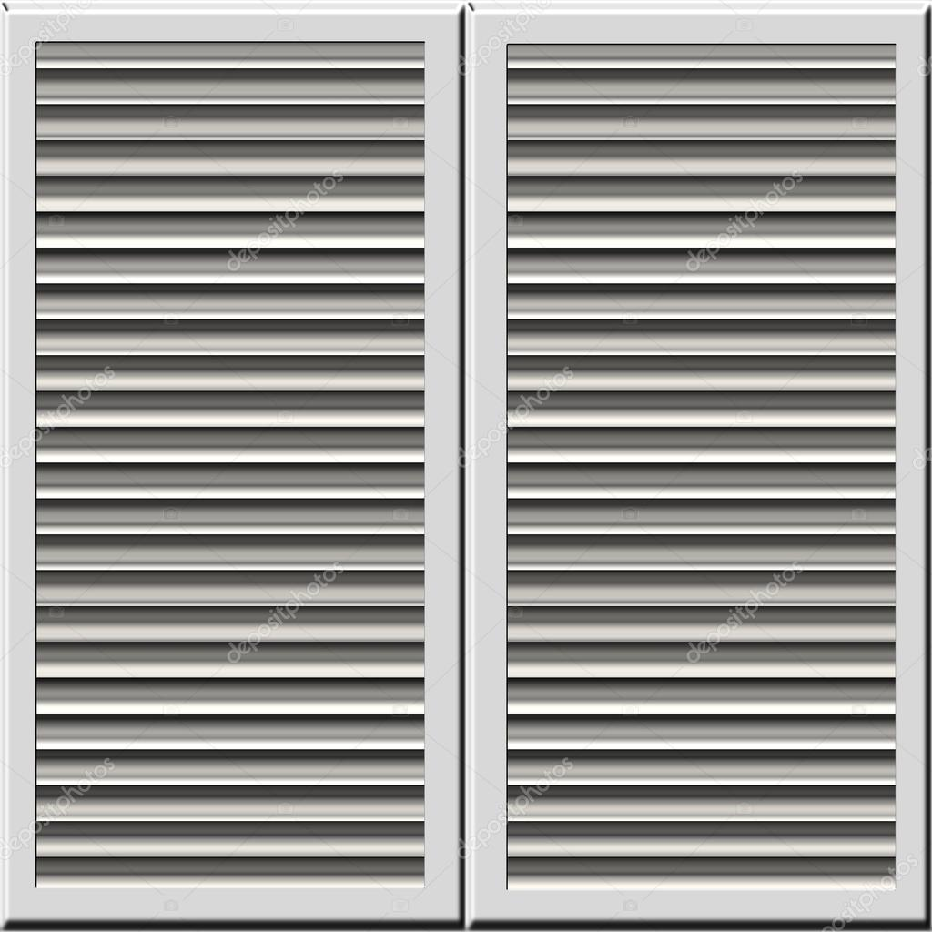 #6B6860 Textura sem costura de janela de alumínio — Fotografias de Stock  1878 Janela De Aluminio Reforçada