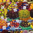 Selling fruits — Stock Photo