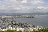 Florianopolis aerial view - Brazil — Stock Photo