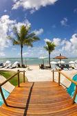 Arraial d ' ajuda eco resort en bahia - brasil. — Foto de Stock