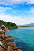 Barra da lagoa - florianopolis - brasil — Foto de Stock