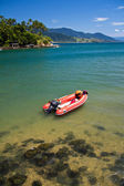 Ilha das Cabras in Ilhabela, Brazil — Stock Photo
