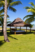 Gazebo at Arraial d'ajuda Eco Resort  — 图库照片